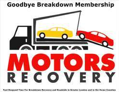 Vehicle Breakdown Recovery Merton