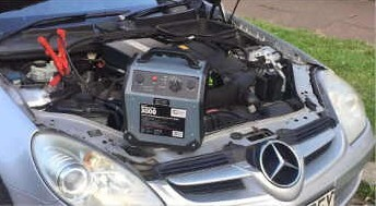 Car Battery Jump Start Barking and Dagenham