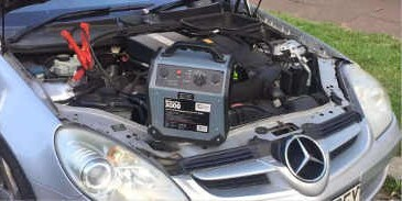 Car Battery Jump Start in Bromley