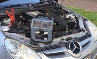 Car Battery Jump Start in Merton