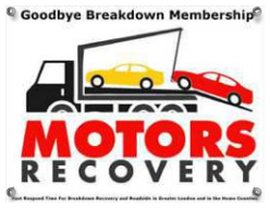 Vehicle Breakdown Recovery Hatch End